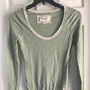 Girls long sleeve shirt from American Eagle
